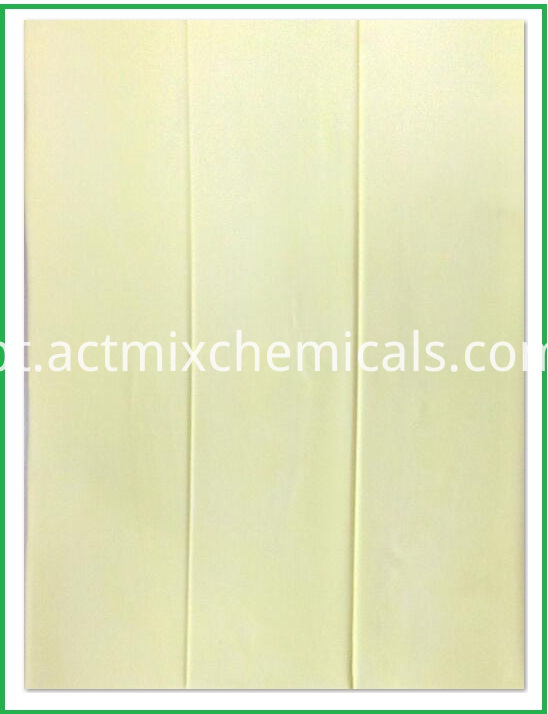 Actmix®MBTS-75PE Pre-dispersed Rubber Chemicals