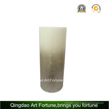 Mercury Handmade Pillar Candle Unscented Fabricante