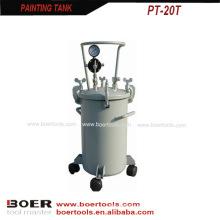 Tanque de pressão do tanque de pintura 20L