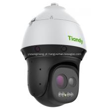 Câmera PTZ panaromic PTZ a laser de 8MP 44xStarlight TC-H389M