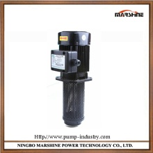 Vertical oil suction water circulating pump