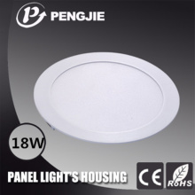 Hot Sale Aluminum 18W Housing LED Panel Light for Indoor