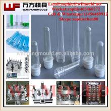 China fornecer produtos de qualidade quente corredor da válvula de porta PCO28mm pré-forma do molde do molde / OEM Projete PET molde de pré-forma com 48 cavidade