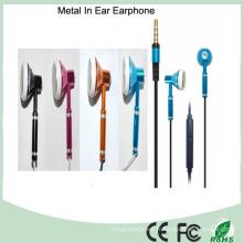 Écouteur stéréo en métal de profondeur 3,5 mm (K-912)