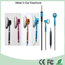 3.5mm Deep Bass Metal Stereo Earphone (K-912)