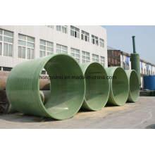Стеклопластиковые трубы песком или Rtrp трубы