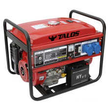 Groupe électrogène portable à essence de 6 kVA (TG8000E)