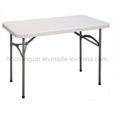 High Quality HDPE Plastic Folding Long Table