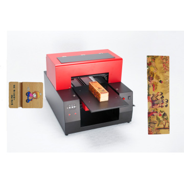 A3 uv hout flatbed printer