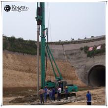 Hydraulischer Hammerstapelfahrer hergestellt in China