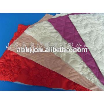 Textil para el hogar costura algodón acolchado