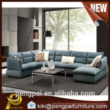 Elegant high quality fabric sofa set for sale