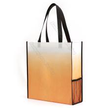 Популярные нетканые многоразовые сумки