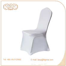 good quality material color white and red banqet chair cover