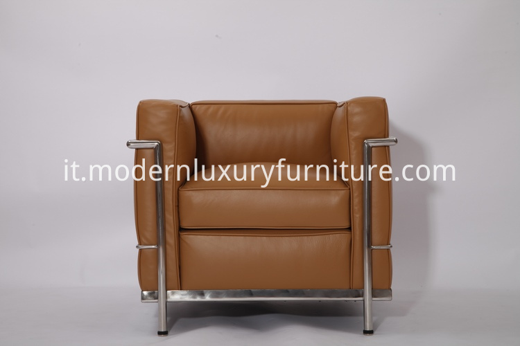 Le corbusier leather sofa