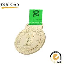 Medalha gravada 3D personalizada para a honra Ym1168