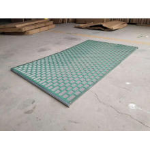 Oilfield shale shaker screen