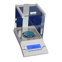 Balanza analítica electrónica de laboratorio con alta precisión 0.00001g