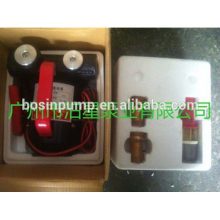 Bosin good quality electric oil mini pump 12V electric oil pump 12V