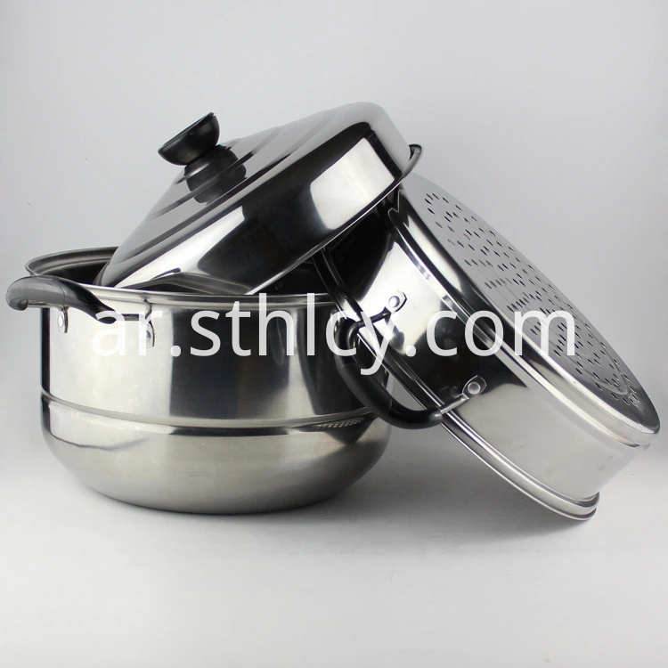 steamer pot large