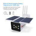 Caméra de sécurité solaire sans fil 1080p wifi