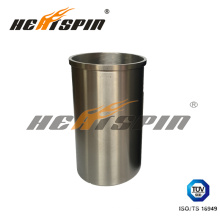 Cylinder Liner/Sleeve 6D16 White Color with Flange for Mitsubishi Engine Part