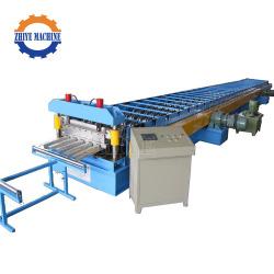 CNC Equipment Steel Steel Deck Making Machine