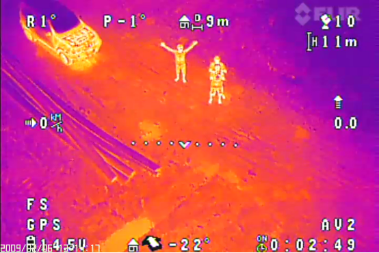 Thermal Camera Gimbal