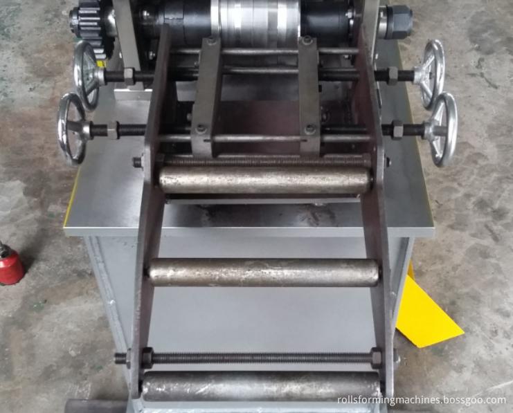Roller Shutter Door Roll Forming Machine