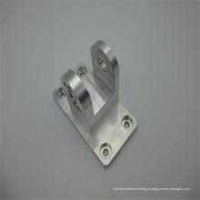 Peça usinada CNC de alumínio A6061