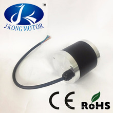 Brushless dc motor 80mm round waterproof motor new product
