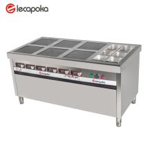 Kochutensilien und Ausrüstungen