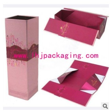 Luxury Folding Cosmetic Packaging Gift Box