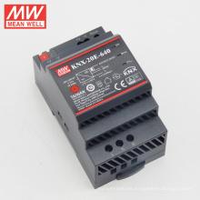 MEANWELL Europa tipo SELV CE KNX din rail 20W KNX fuente de alimentación para knx actuador KNX-20E-640