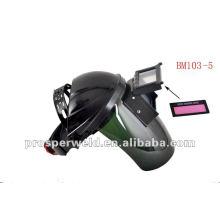 2014 proteção de soldadura industrial mais nova do capacete