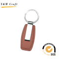 Promotional Customized Metal Golden Engrave Audi Logo Car keychain (Y02207)