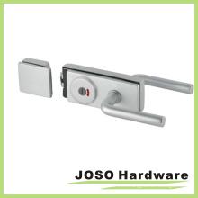 Cerradura de puerta de vidrio de ajuste de parche (gdl019c-2)