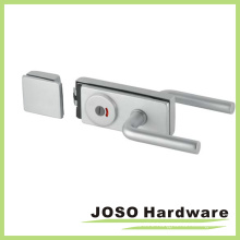 Glass Door Lock Patch Fitting (GDL019C-2)