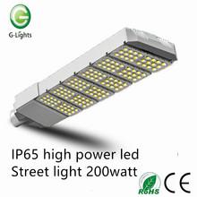 O poder superior IP65 conduziu a luz de rua 200watt
