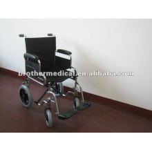 Transit Attendent Stahl Rollstuhl mit CE