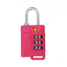 Tsa21037 Kombinationsschloss Reisegepäck oder Bag Code Vorhängeschloss