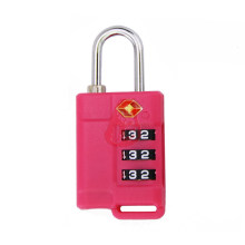 Tsa21037 Combination Lock Travel Luggage or Bag Code Padlock