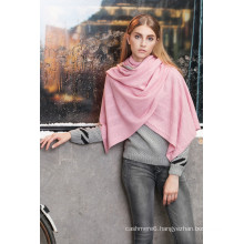 wholesale fashion women suede shawl with low price