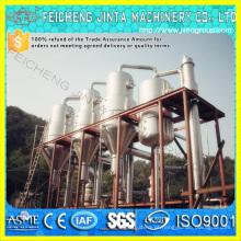 Álcool / álcool etílico Destilador em equipamento de fermentação Álcool / Etanol Coluna