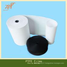 VIRGIN ptfe films / bandes pour tissu isolant thermique