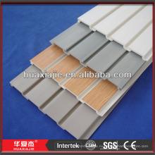 Панель для панели из пвх гаражной панели с цветной поверхностью