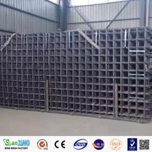 steel reinforcing welded wire mesh panel