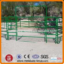 Cercas de segurança de fazenda / painéis de vedação de metal pecuária / painel de cerca de porco metálico