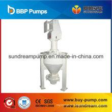 Conception centrifuge de pompe de boue de mousse