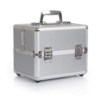 Caso de herramienta cosmética de la belleza de aluminio de la alta calidad (TOOL-1001)